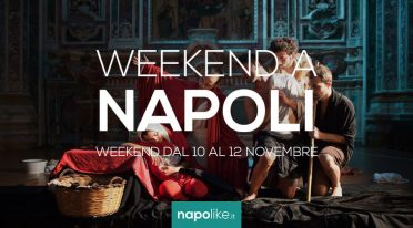 Eventi a Napoli nel weekend dal 10 al 12 novembre 2017
