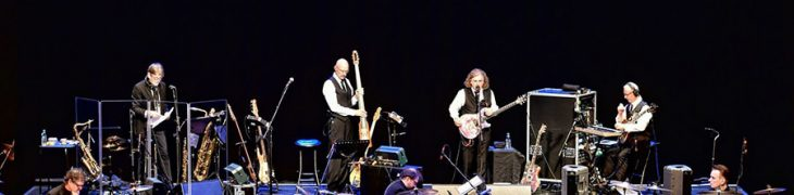 King Crimson in concert