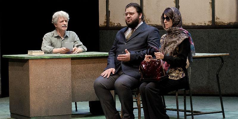 L'ora di ricevimento al Teatro Bellini di Napoli