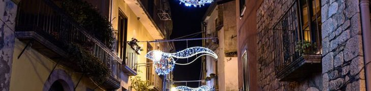 Luci d'Artista 2017 a San Lorenzello