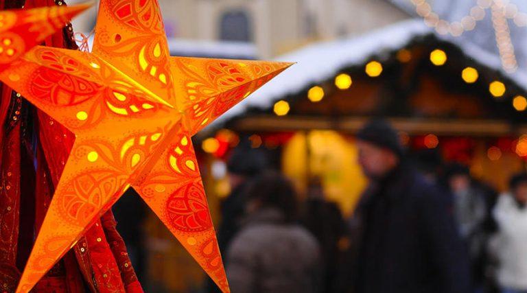 Pietrelcinaのクリスマスマーケット