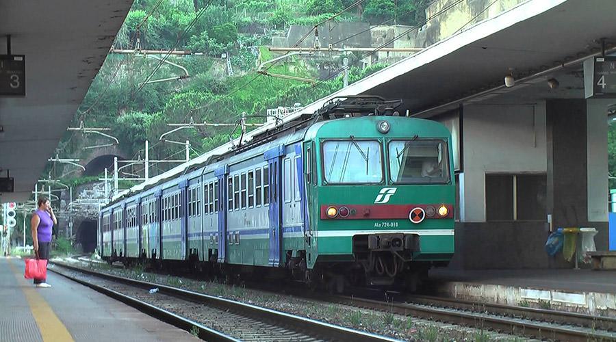 Metropolitana linea 2 di Napoli