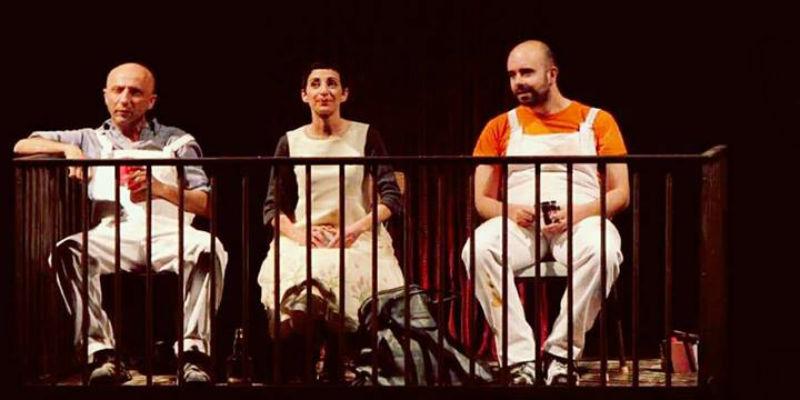 'Nta ll'aria al Nuovo Teatro Sanità di Napoli