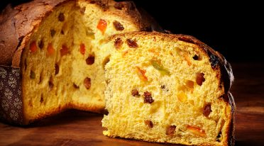 King Panettone at the Parker's Hotel