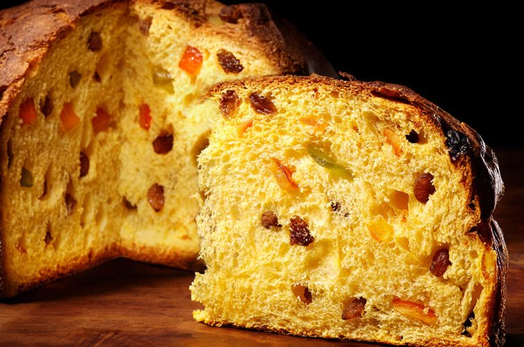 Re Panettone all'Hotel Parker's
