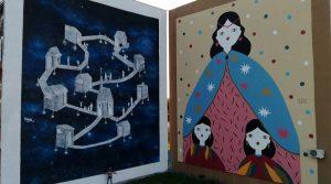 Parco dei Murales a Ponticelli, street art