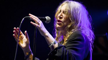 Patti Smith, Konzert in Neapel