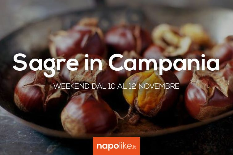 Sagre in Campania nel weekend dal 10 al 12 novembre 2017