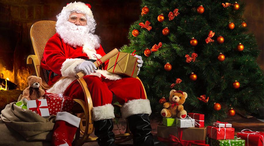 Villaggio di Babbo Natale al Pareo Parke