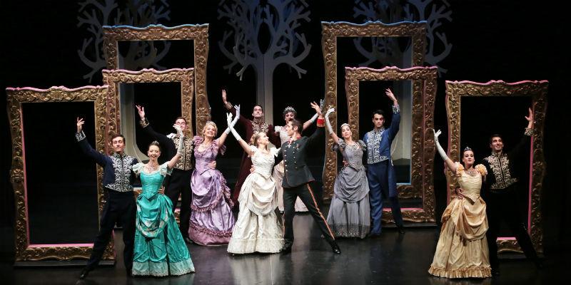 Sissi il Musical al Teatro Palapartenope di Napoli