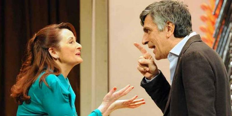 Una festa esagerata con Vincenzo Salemme al Teatro Diana di Napoli