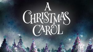 A Christmas Carol 2019 poster at the Palapartenope in Naples: the most anticipated musical of Christmas