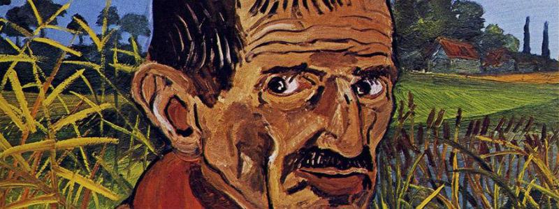 La mostra su Antonio Ligabue al Maschio Angioino di Napoli