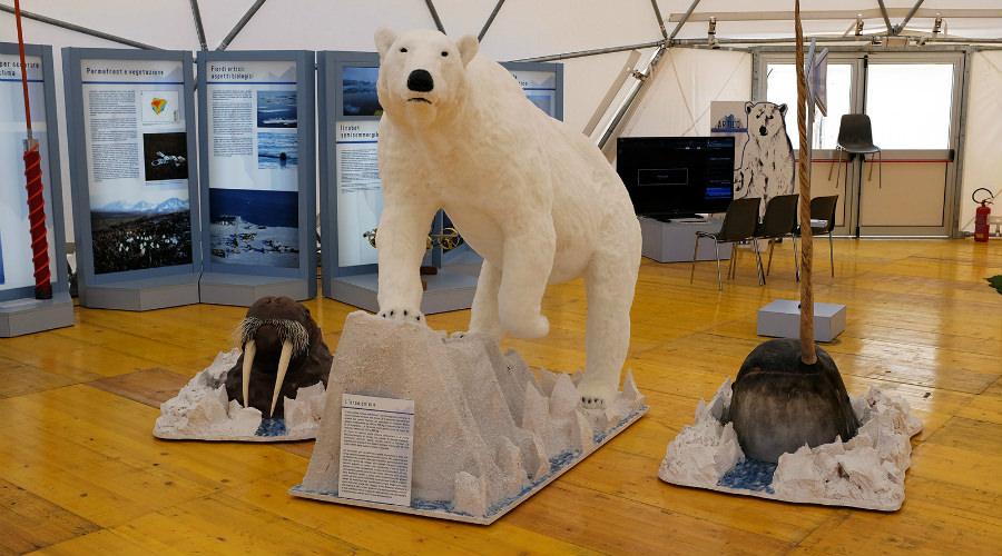 Mostra Artico a Città della Scienza