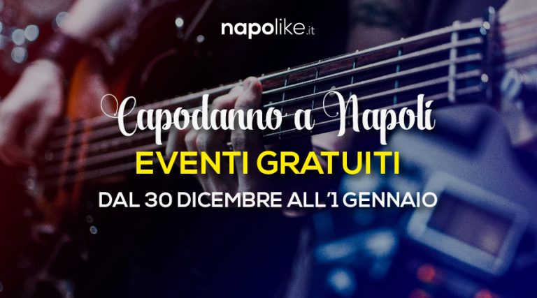 Free events in Naples for 2018 New Year
