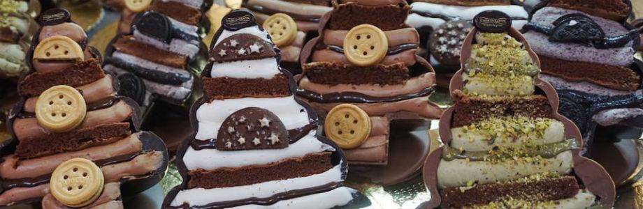 Gli alberelli di cioccolata di Leopoldo Casa Infante