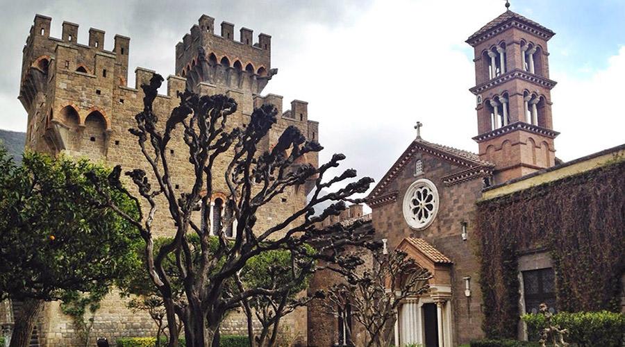 Castello Lancellotti a Lauro