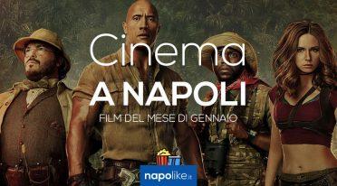 I film nei cinema di Napoli a gennaio 2018