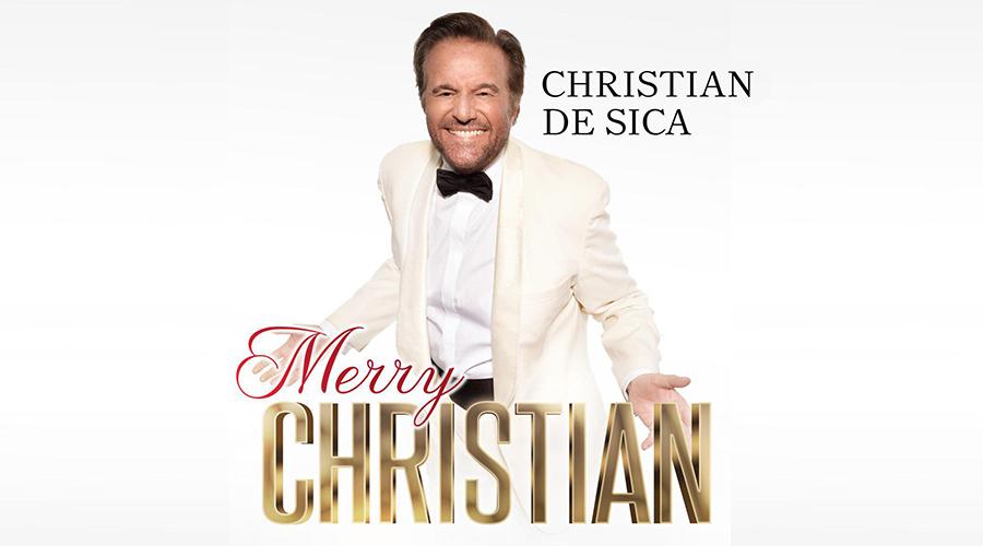 Christian De Sica al Teatro San Carlo di Napoli