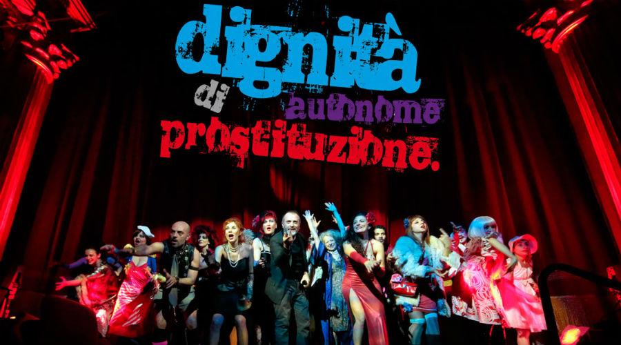 Dignità Autonome di Prostituzione al Teatro Bellini di Napoli