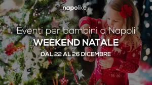 Eventi per bambini a Napoli a Natale 2017