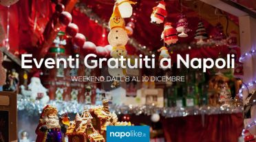 أحداث مجانية في نابولي خلال عطلة نهاية الأسبوع من 8 إلى 10 ديسمبر 2017