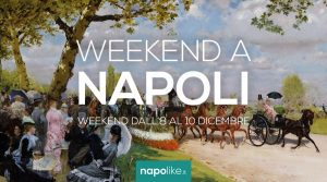 Events in Naples during the weekend from 8 to 10 December 2017