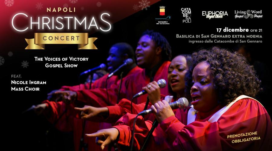 Concerto Gospel alla Basilica di San Gennaro a Napoli