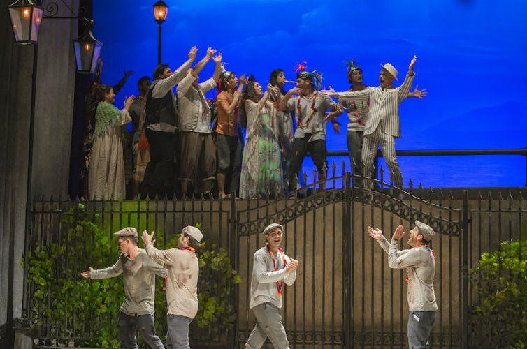 La Festa di Piedigrotta al Teatro Sannazaro di Napoli