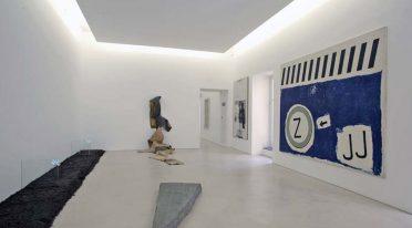 Sala del Museo Madre di Napoli