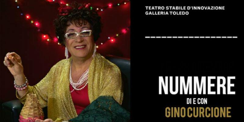 Numere, Scostumatissima Neapolitanische Tombola auf der Bühne in der Galleria Toledo in Neapel
