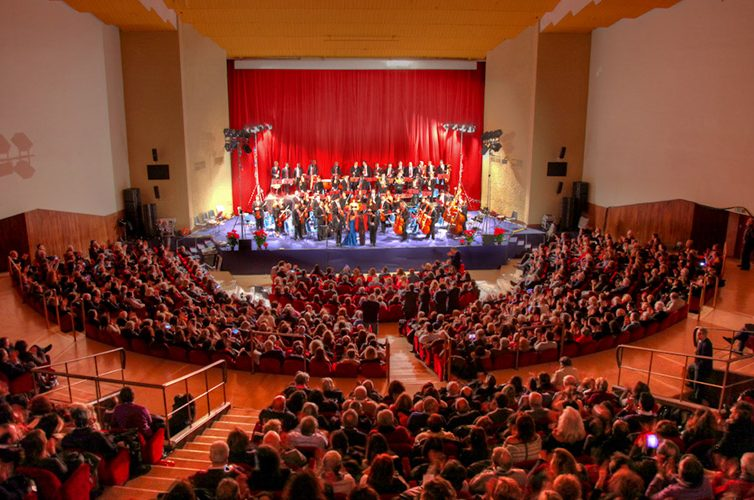 Nuova Orchestra Scarlatti, concerto di Capodanno al Teatro Mediterraneo