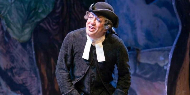 Peppe Barra nella Cantata dei pastori al Teatro Politeama