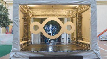 La nuova opera di partecipazione collettiva di Michelangelo Pistoletto ai Quartieri Spagnoli di Napoli