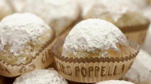 Pasticceria Poppella, i fiocchi di neve