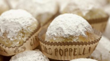 Pastry Poppella, los copos de nieve