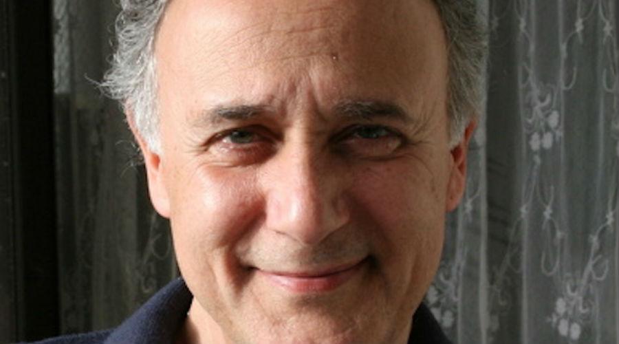 Marcello Romolo legge Patrizia Rinaldi per la rassegna Racconti d'Inverno al Nuovo Teatro Sanità di Napoli