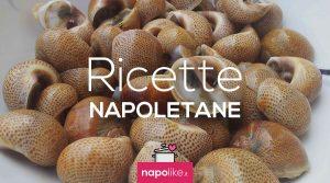 Recipe of the sauté of sconcigli