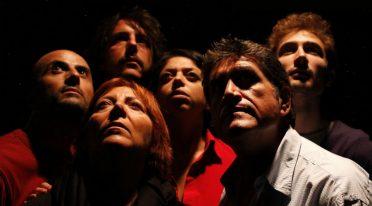 Lo spettacolo Si salvi chi può al Nuovo Teatro Sanità di Napoli