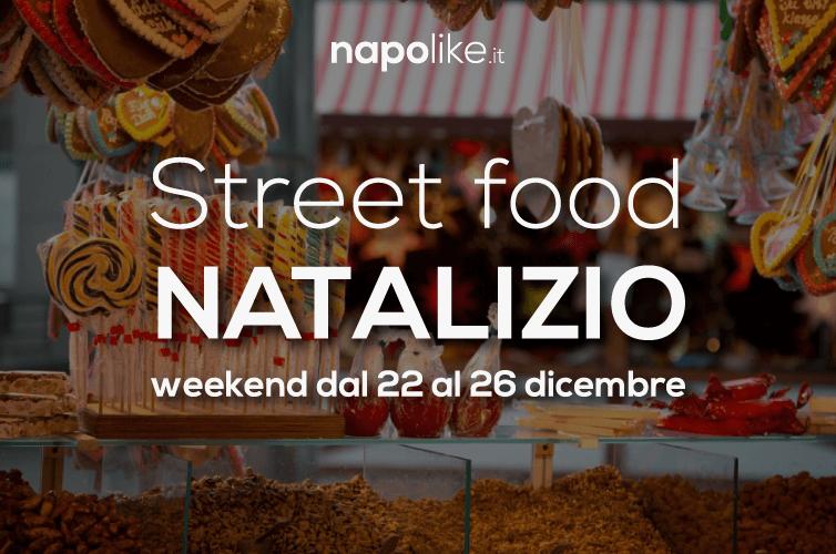 Street Food di Natale 2017 in Campania