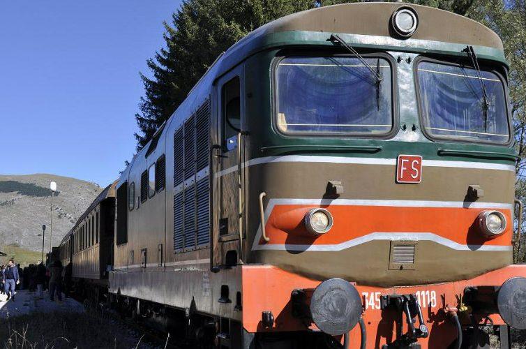 treno storico ferrovie dello stato