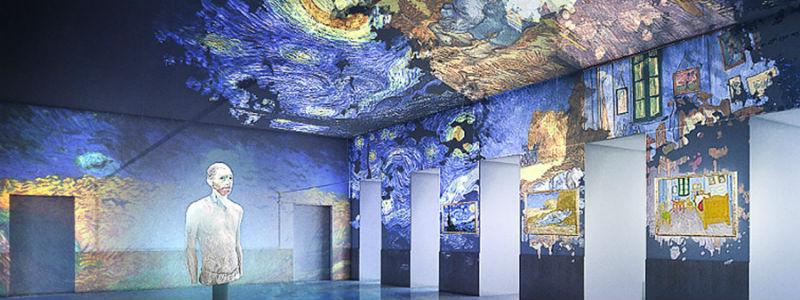 La mostra Van Gogh Immersive Experience a Napoli