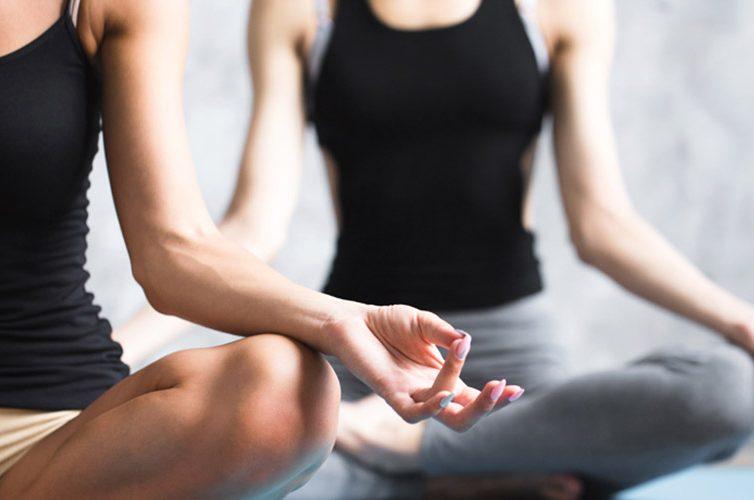 Yoga nei musei a Napoli