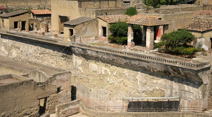 Casa dei Cervi ad Ercolano