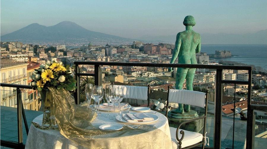 Concerto della Befana 2018 al Grand Hotel Parker's a Napoli