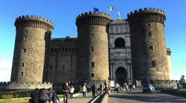 Castello Maschio Angioino a Napoli