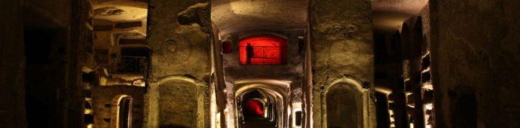 Le Catacombe di San Gennaro di Napoli, aperivisita 2018