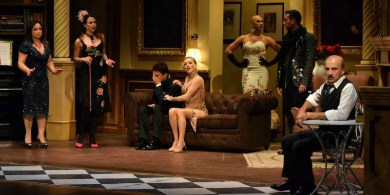 Carlo Buccirosso al Teatro Cilea di Napoli con Il pomo della discordia