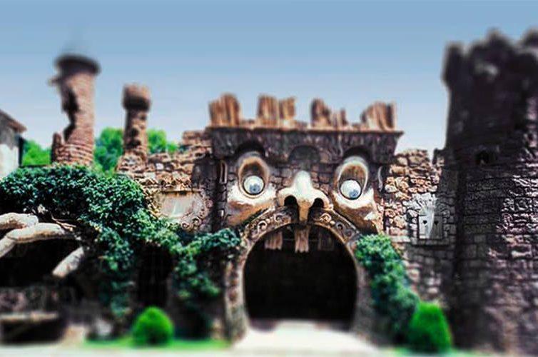 Casa Stregata all'Edenlandia