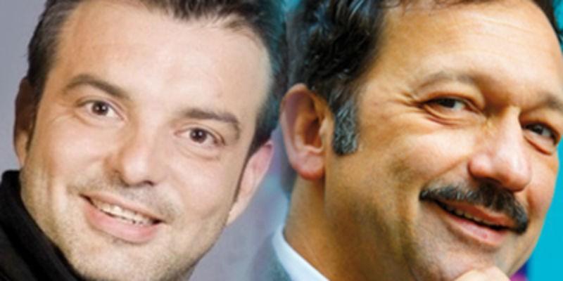 Ciro Ceruti e Francesco Procopio al Teatro Cilea di Napoli con I nuovi poveri